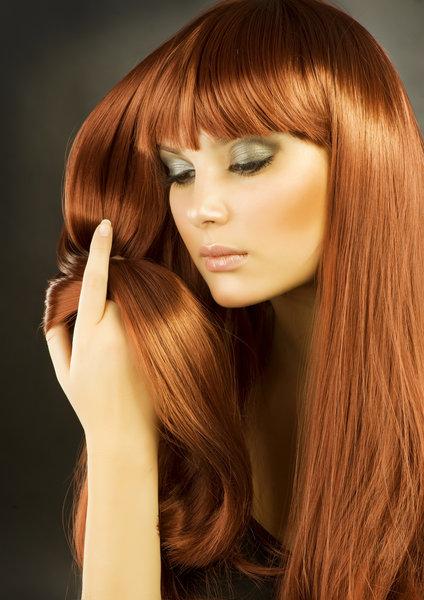 החלקת שיער טבעית